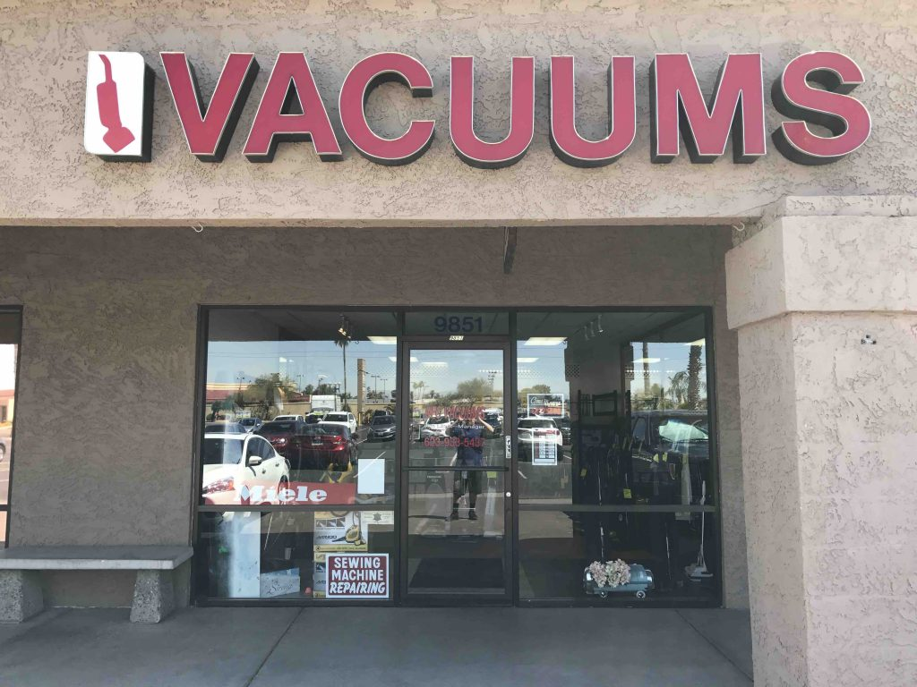 Sun City Vacuums & Sewing